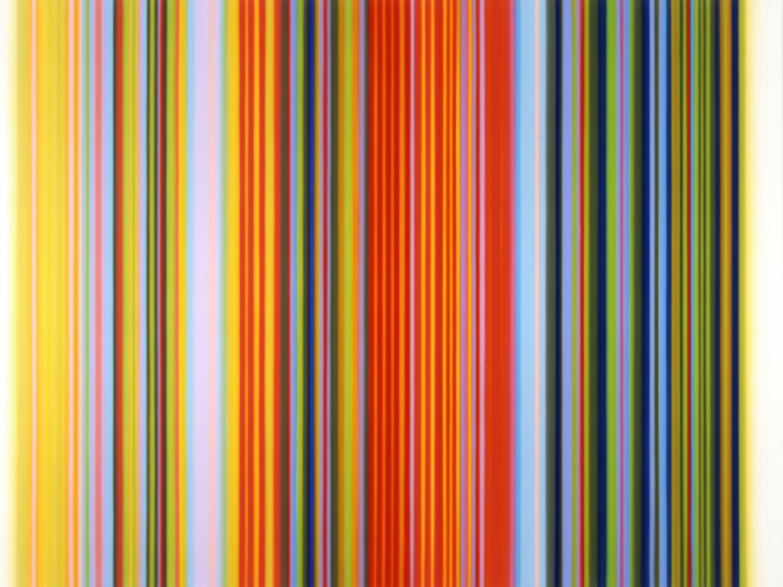 Voodoo Child (Slight Return),2002, Synthetic polymer on canvas