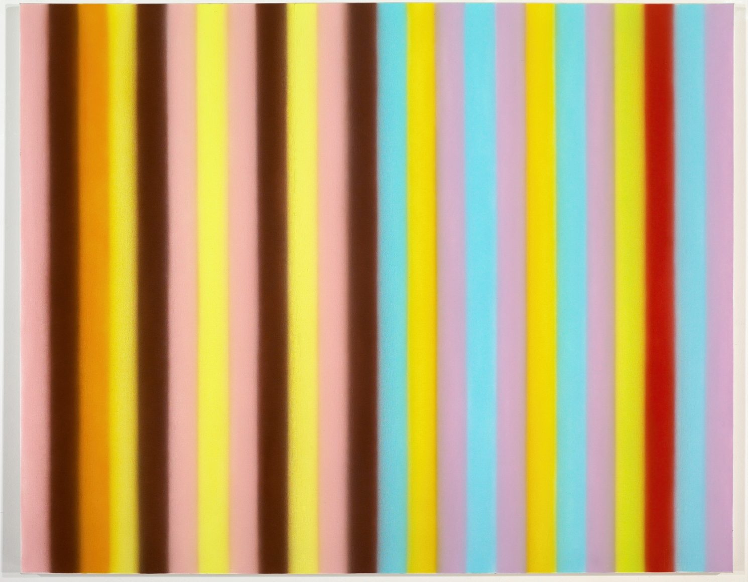 Sweet Gene, 1998, Synthetic polymer on canvas