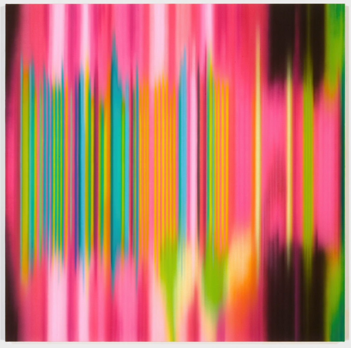 Manic, 2011, Synthetic polymer on canvas
