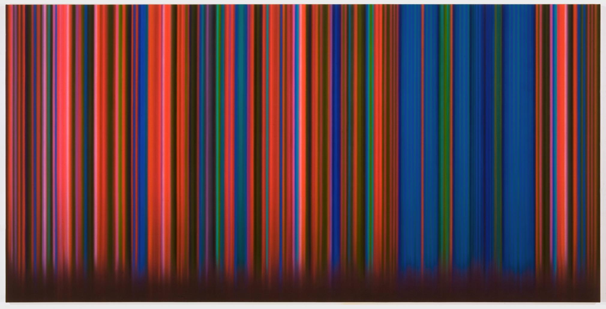 Thunderbird, 2011, Synthetic polymer on canvas
