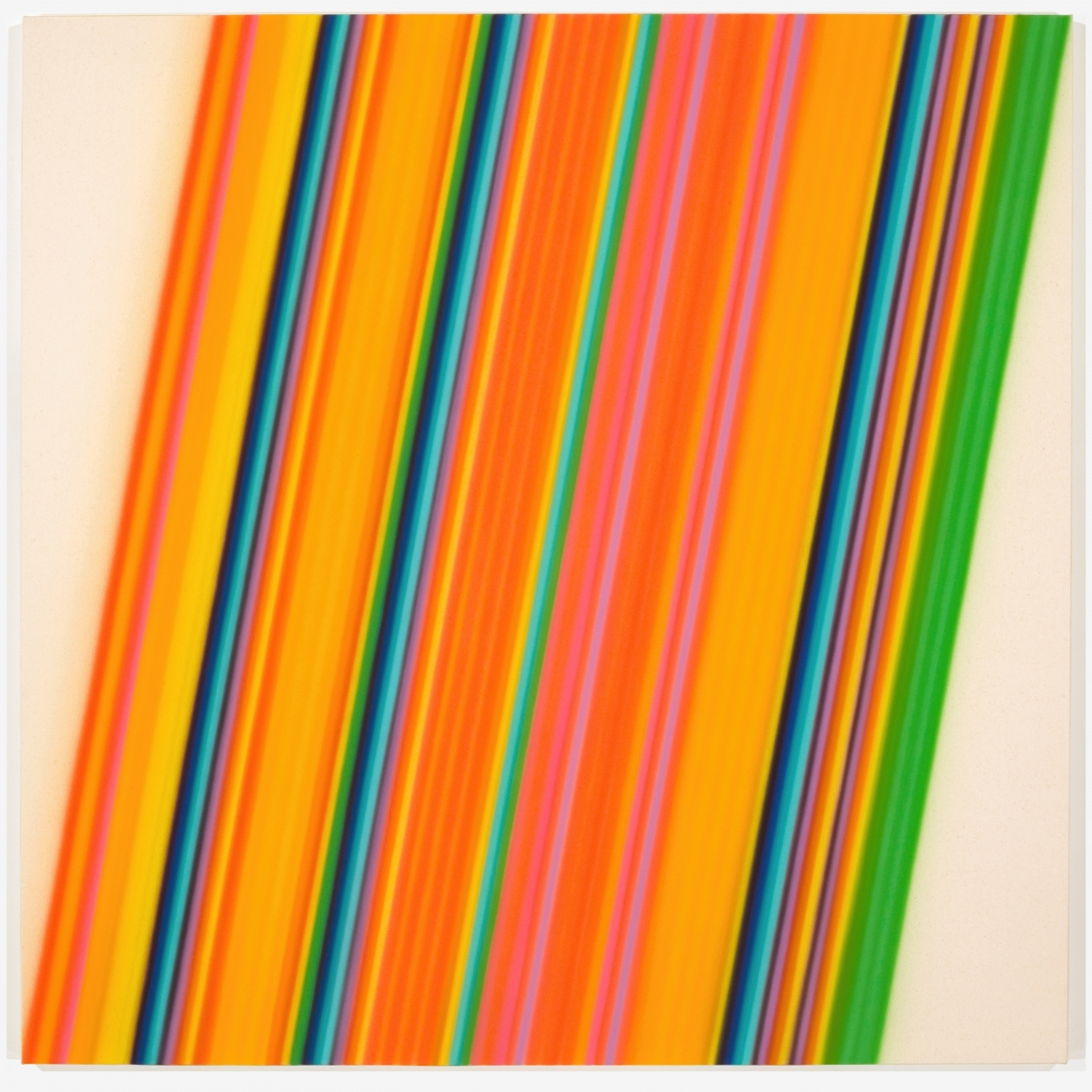 (What's the frequency) Kenneth?, 2009, Synthetic polymer on canvas