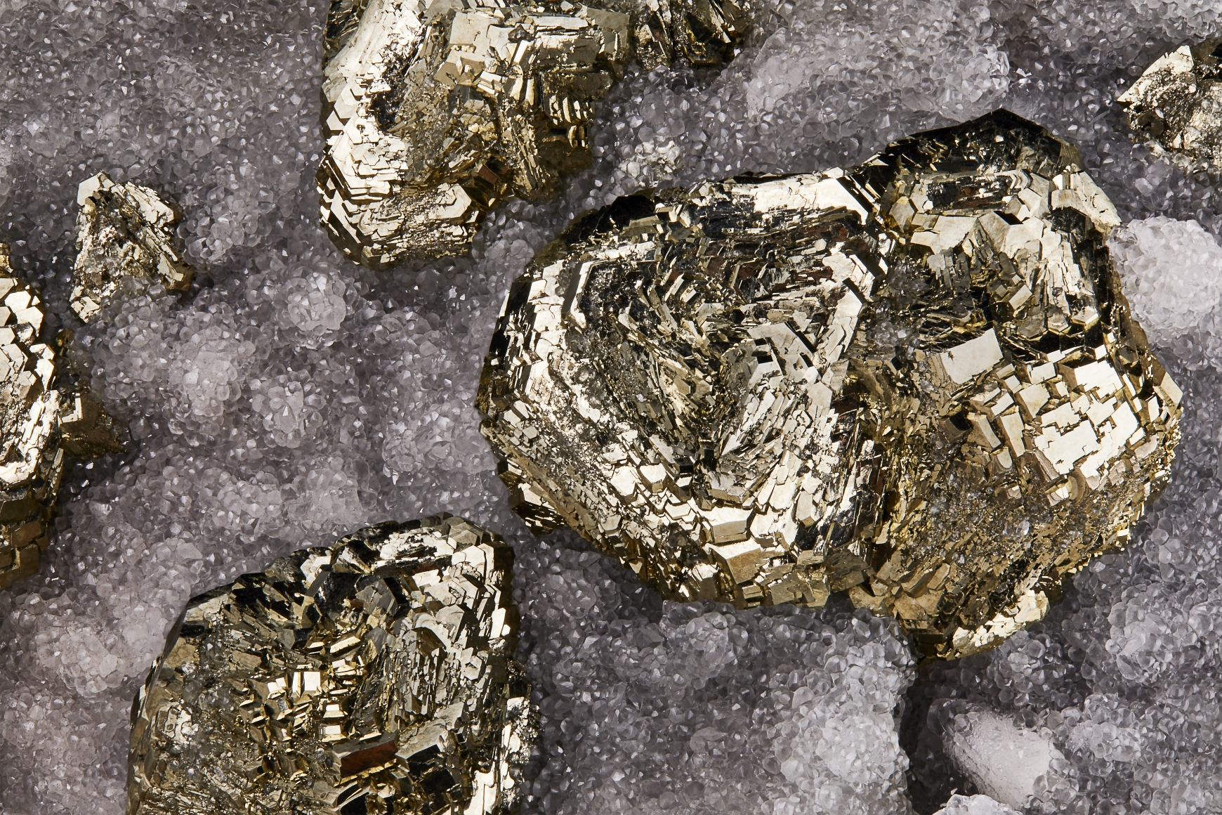 Contrast Exhibition Pyrite 2