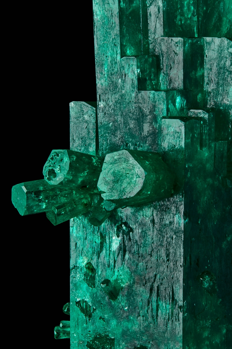 """Emerald, """"Angel of the Andes"""""""