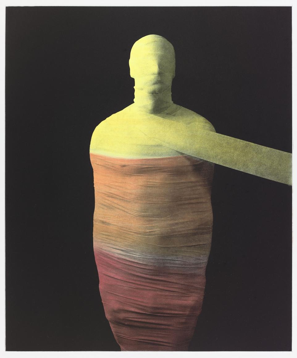 ELIZABETH HEYERT THE BOUND,Man In Three Colors