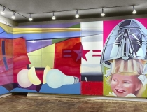 James Rosenquist at MoMA