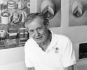 Photograph of Wayne Thiebaud