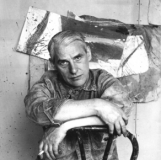 Photograph Willem de Kooning