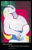 Pablo Picasso Poster: The Dream