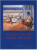 Fall 1979 XIX & XX Century Master Paintings Catalogue Cover