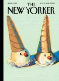 The New Yorker, August 19 and 26th, 2002 Cover