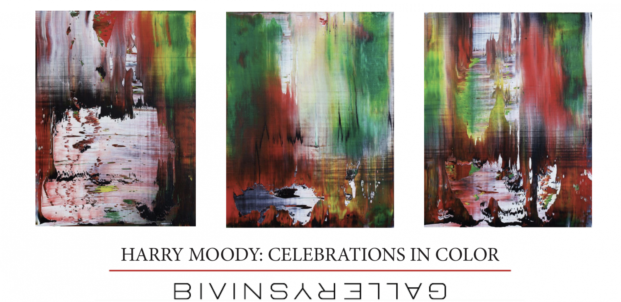 Harry Moody: Celebrations in Color