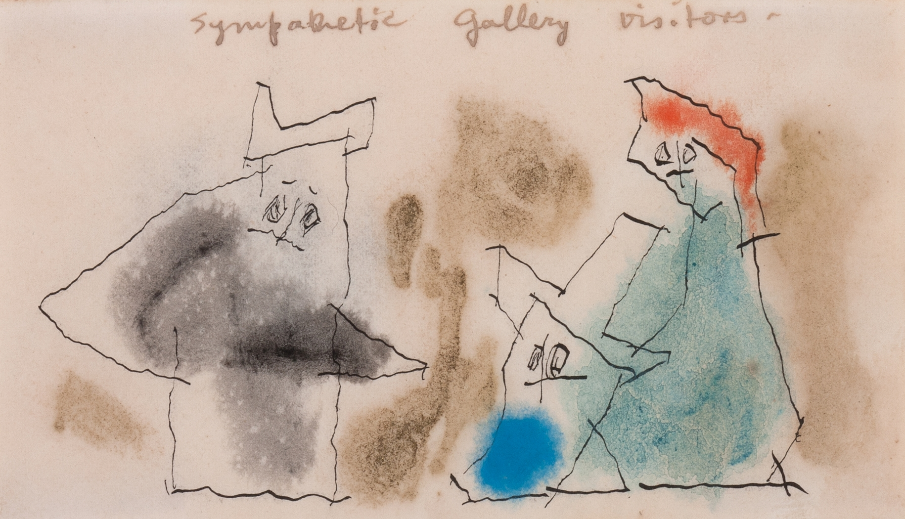 Lyonel Feininger: City at the Edge of the World