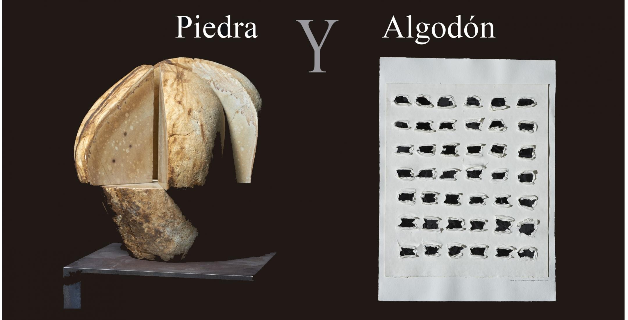 Hg Contemporary presents Piedra y Algodon by Alberto Bañuelos