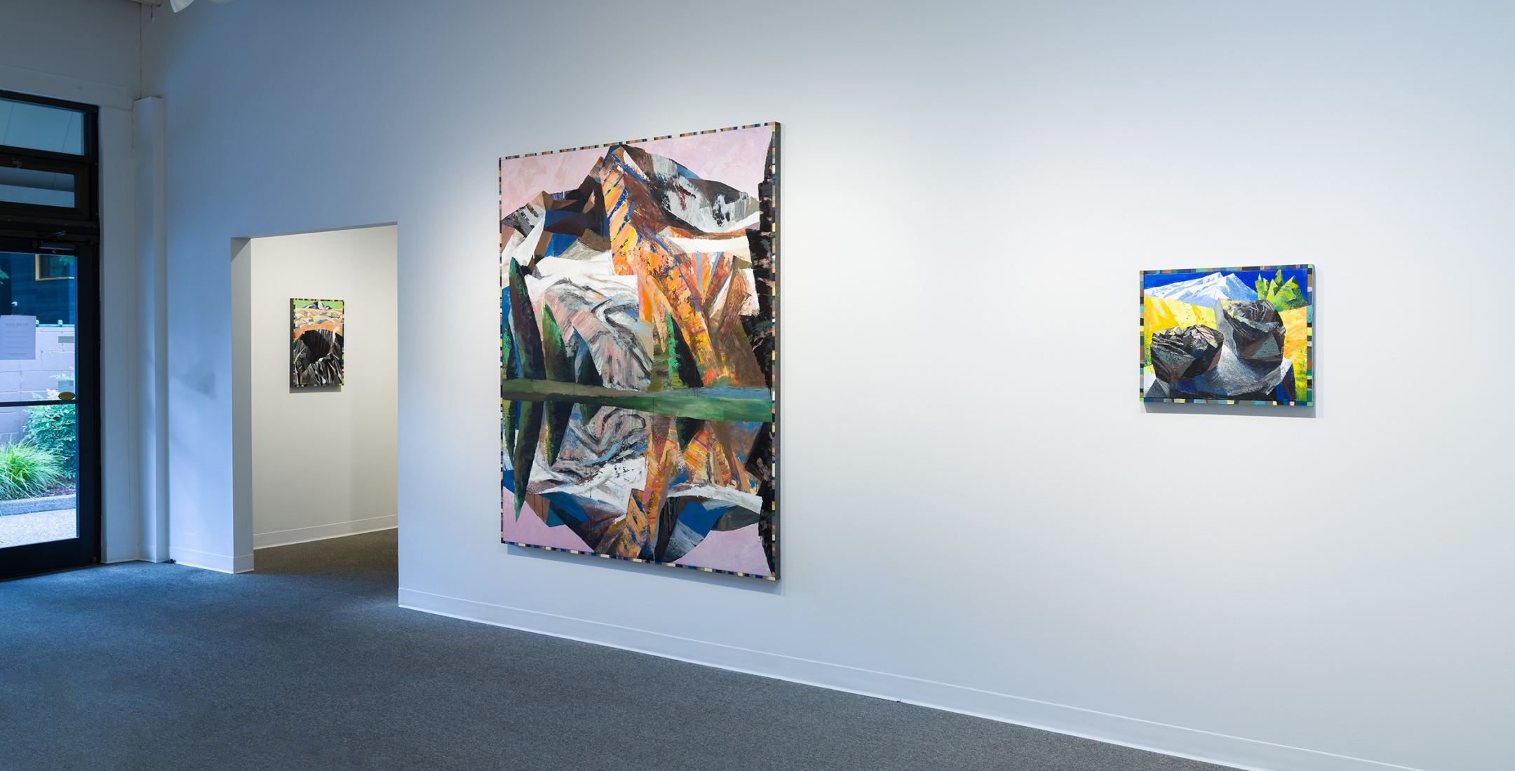 Lucinda Parker | Helens & Hood: Keep Safe Distance | Russo Lee Gallery | June–July 2020