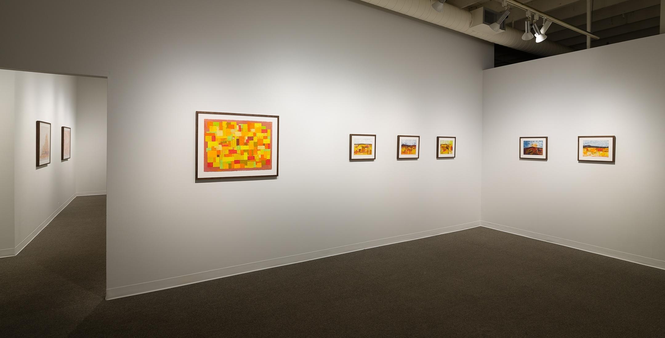 Margot Voorhies Thompson | Desert Light | Russo Lee Gallery | March 2020
