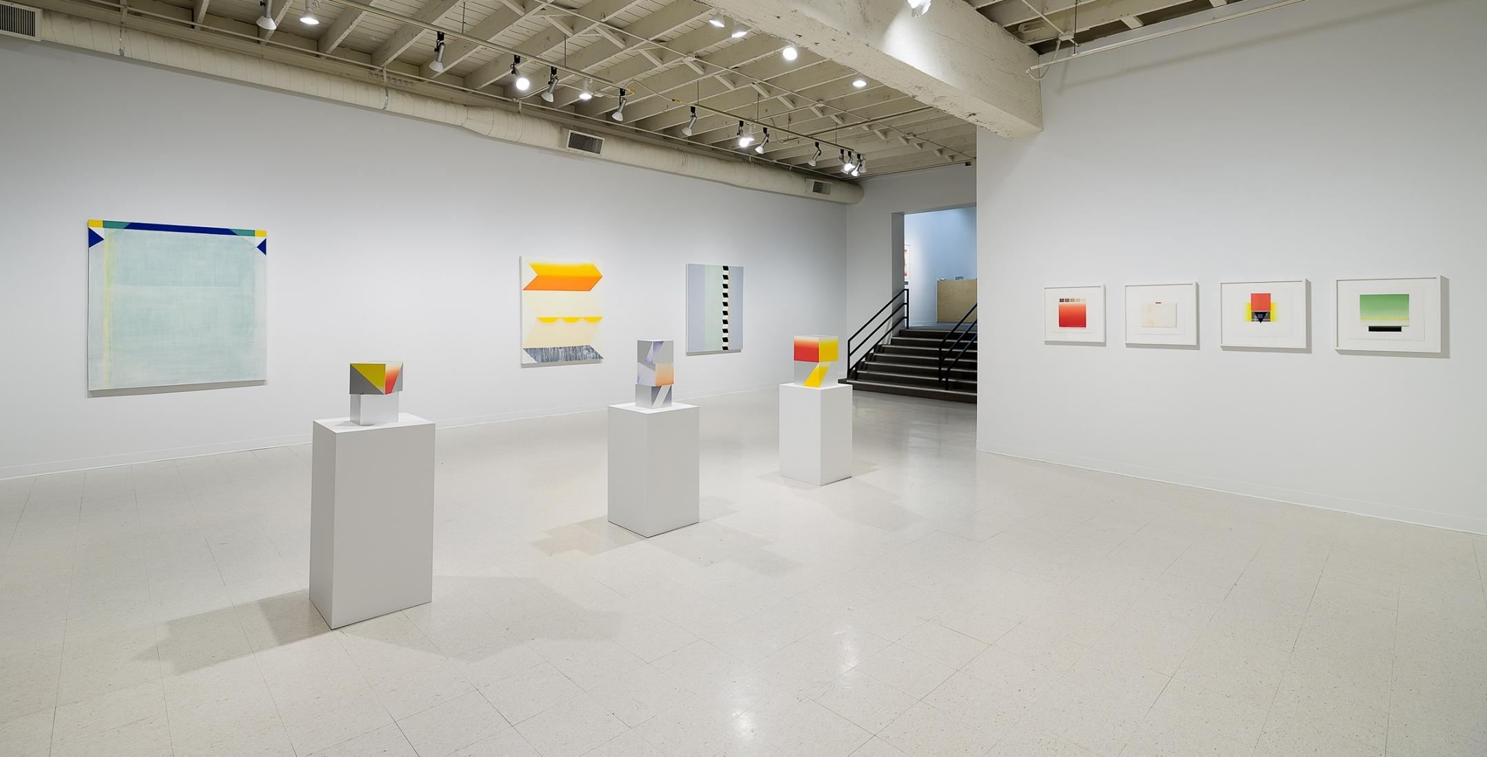 Betty Merken | Persuasive Geometry | Russo Lee Gallery | March 2020
