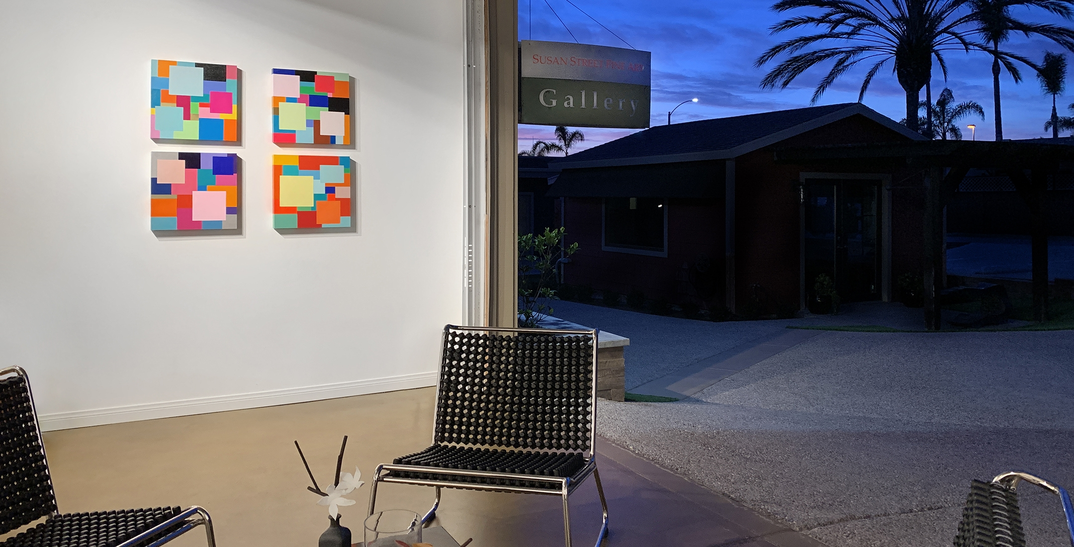 Marco Casentini exhibition