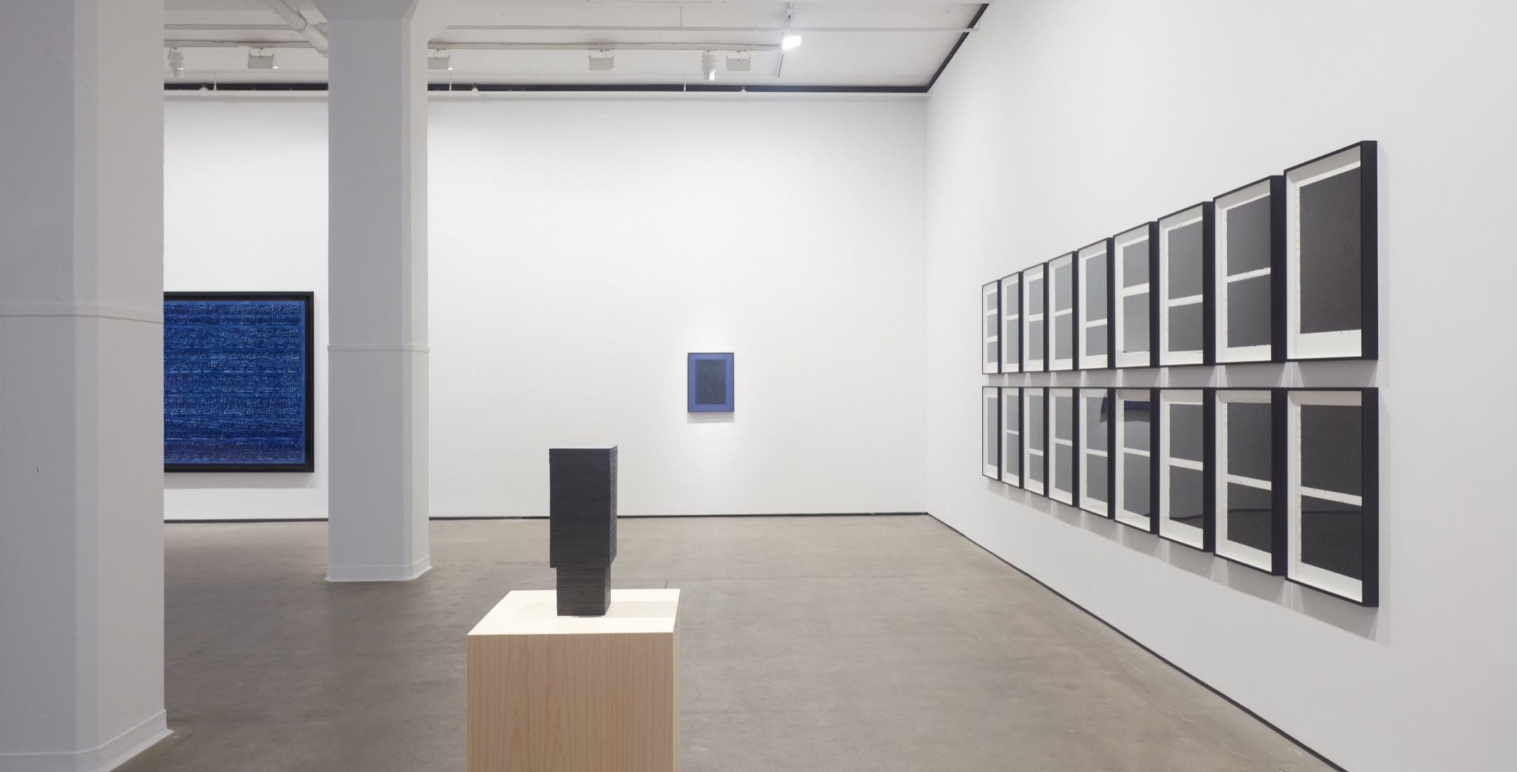 Idris Khan: Blue Rhythms