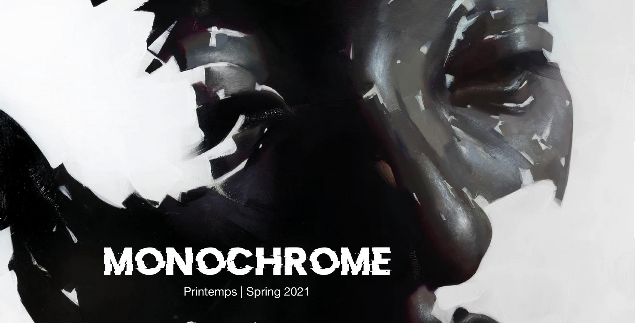 MONOCHROME | Exposition de Groupe