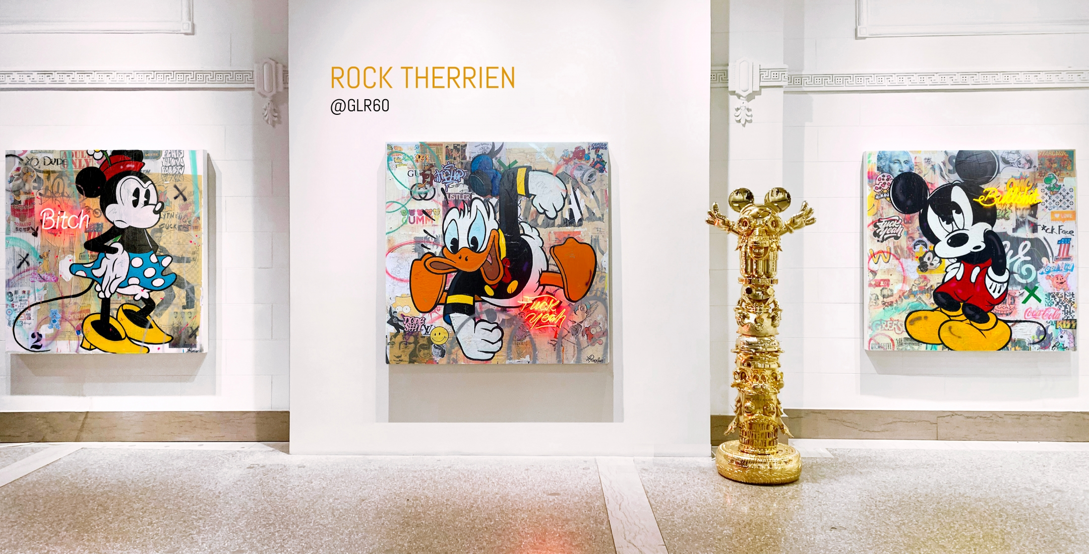 New Works | Rock Therrien