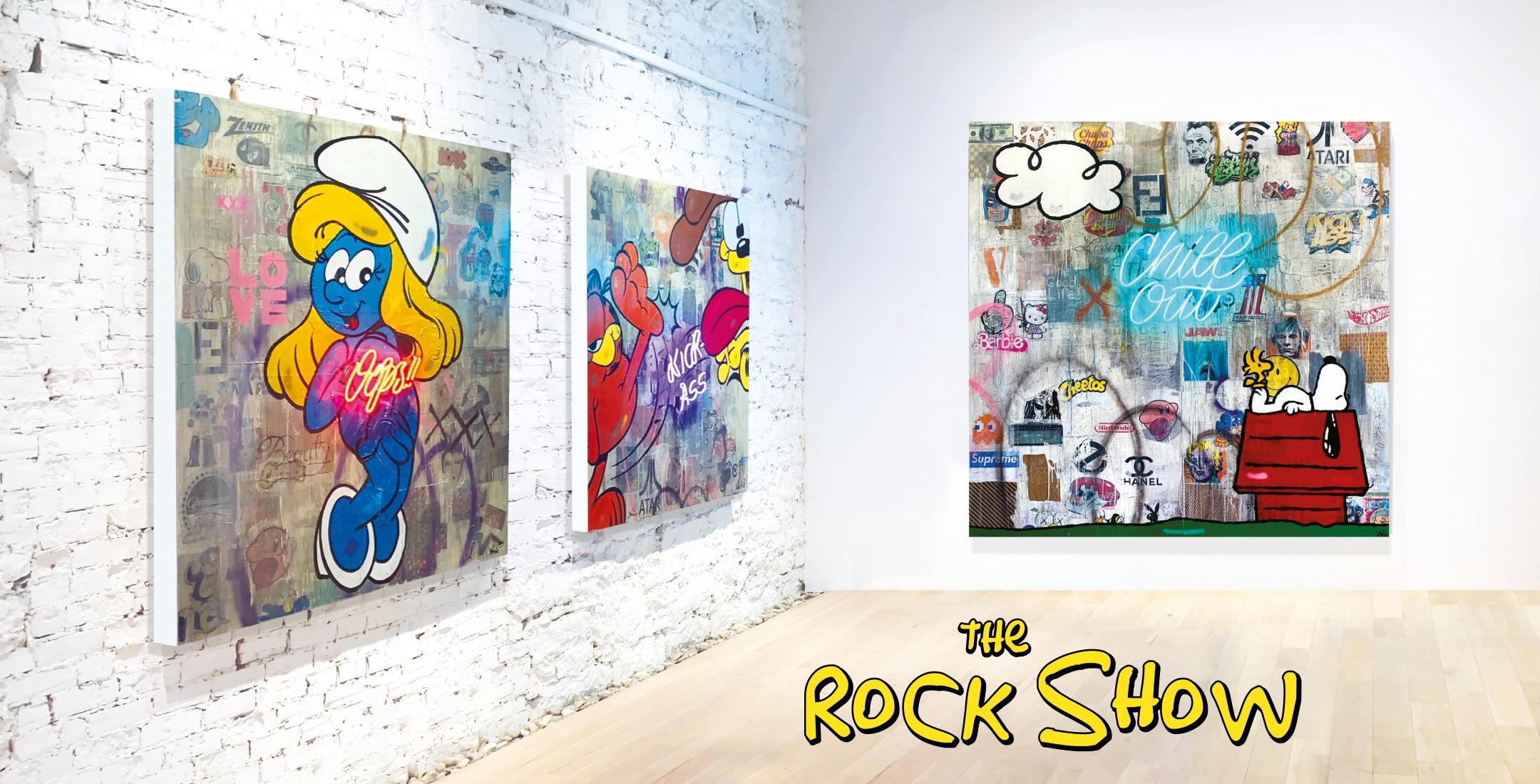 Rock Therrien | EXPOSITION @GLR41