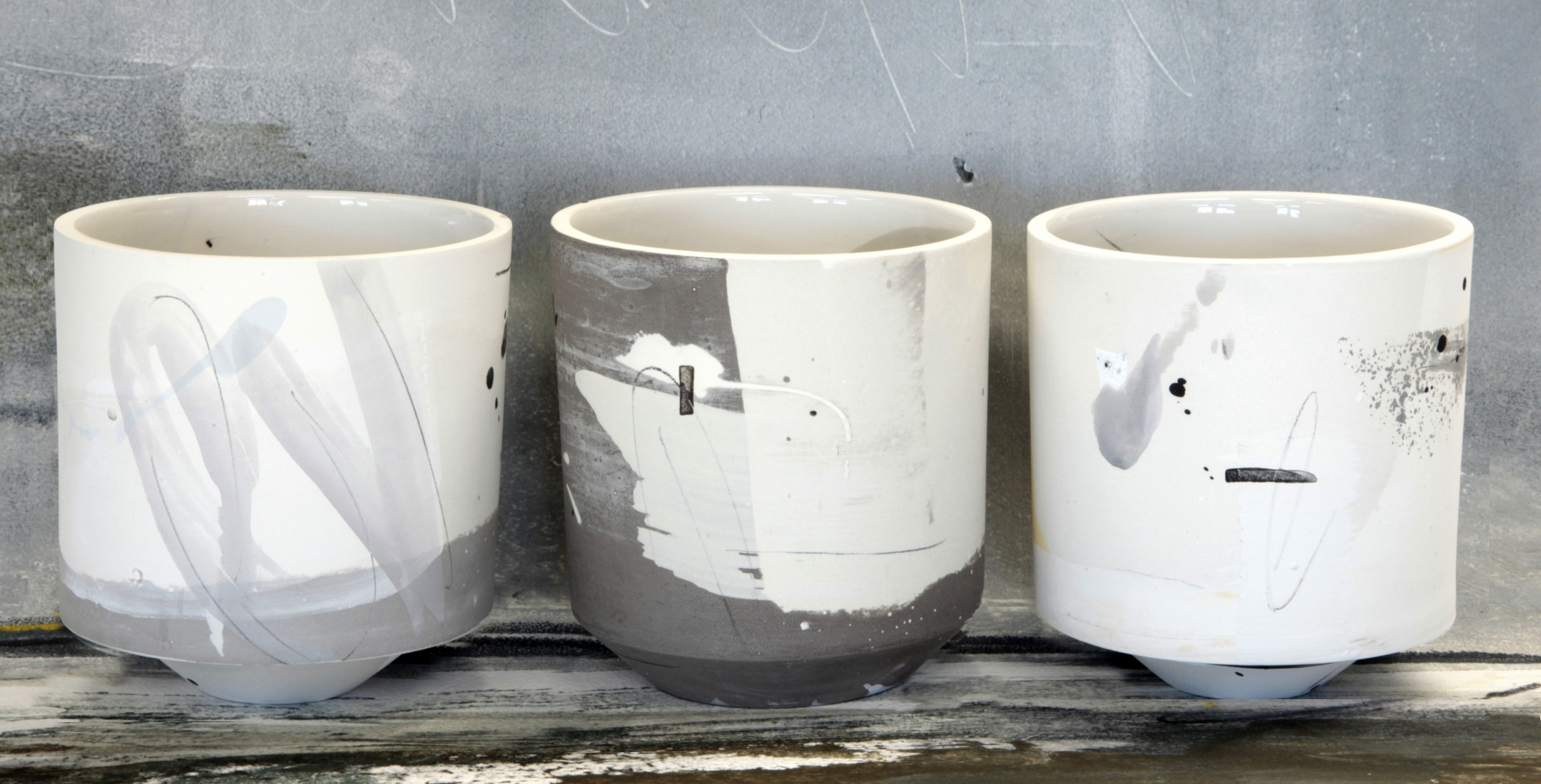 Gathering Calm - An exhibition of new ceramics, paintings and prints by Hannah Tounsend