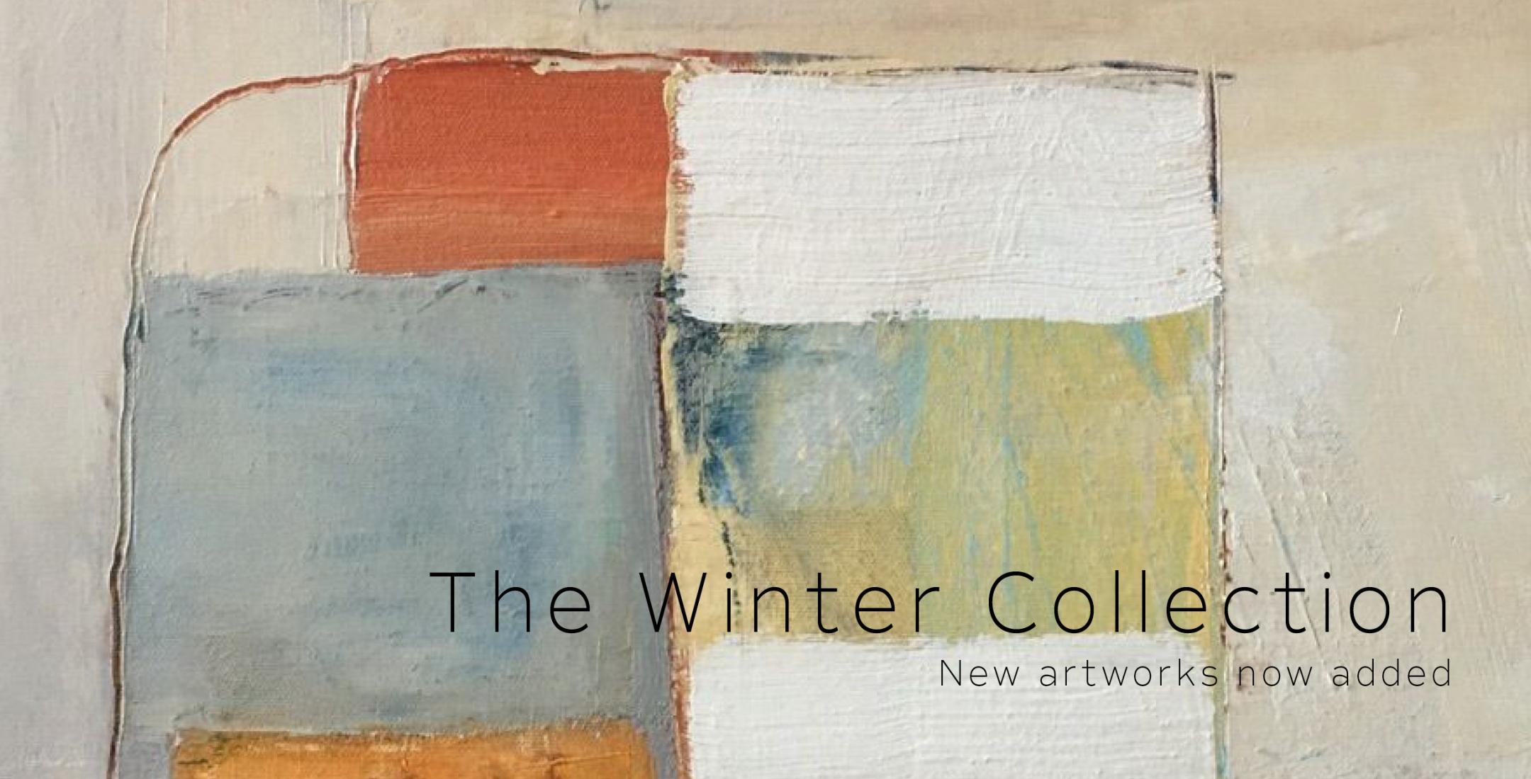 The Winter Collection 2020 - New works added.