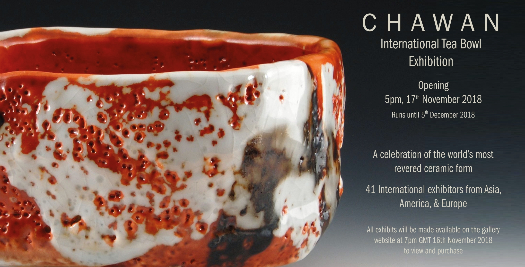 CHAWAN - International Teabowl Exhibition