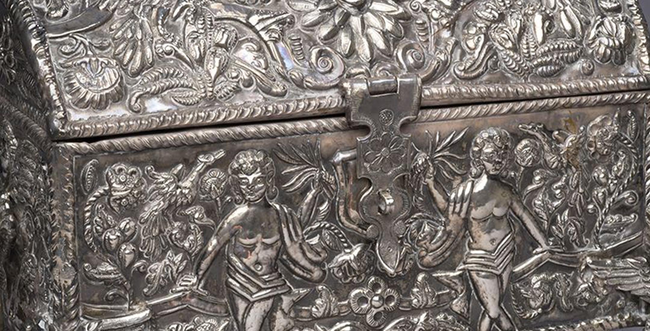 Arte y Fé | A Collection of Silver Boxes
