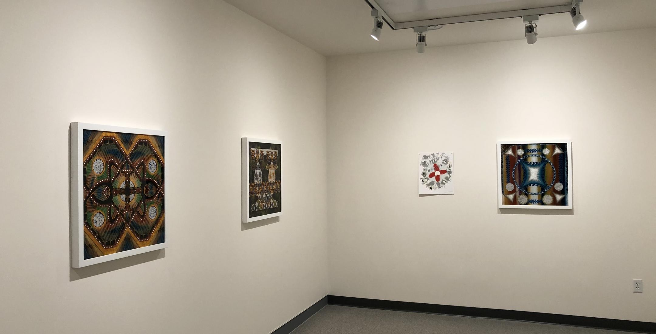 A Warm Reset v.1 - installation view (Tara Austin, James Brinsfield)