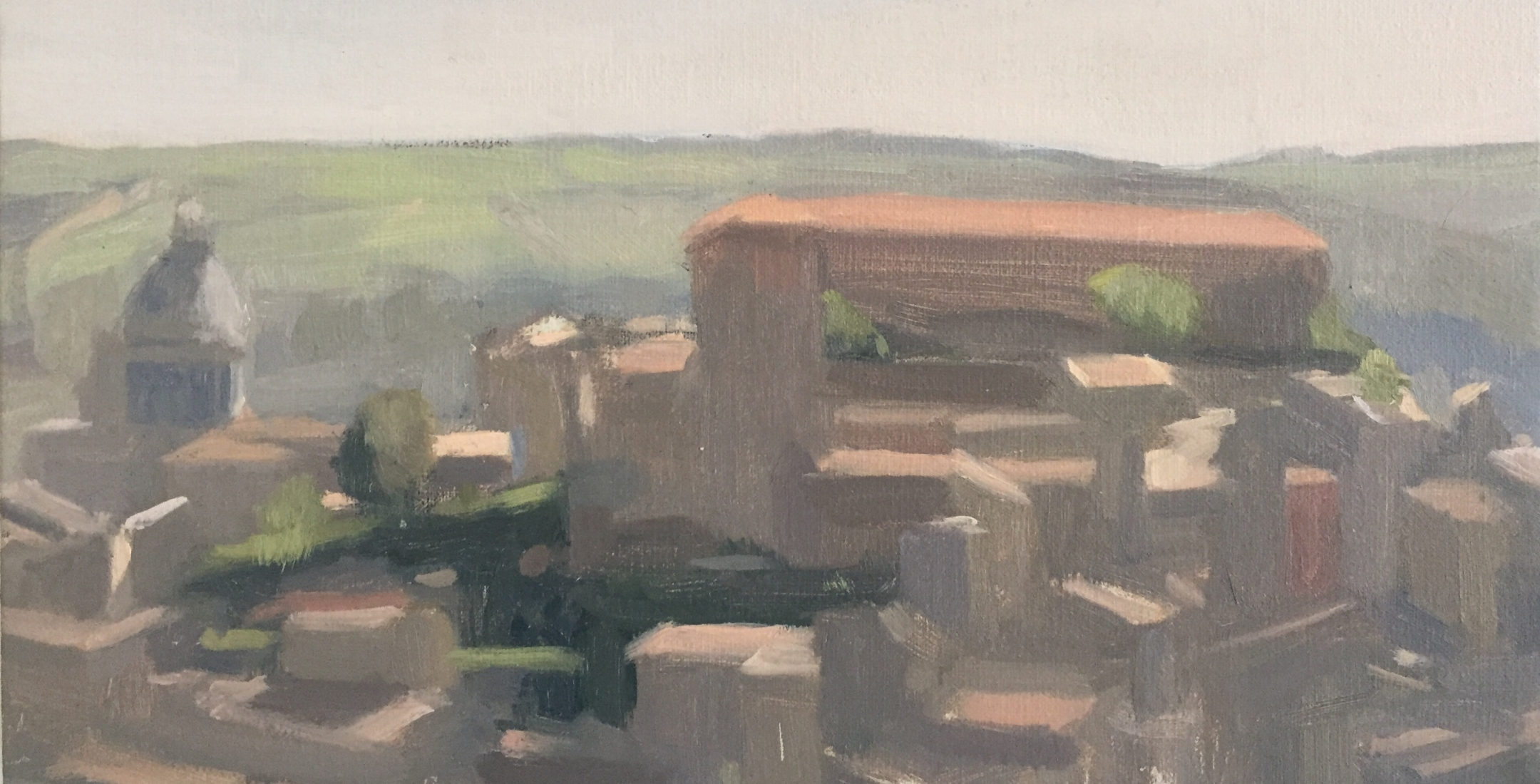 Diana Horowitz: Small Paintings