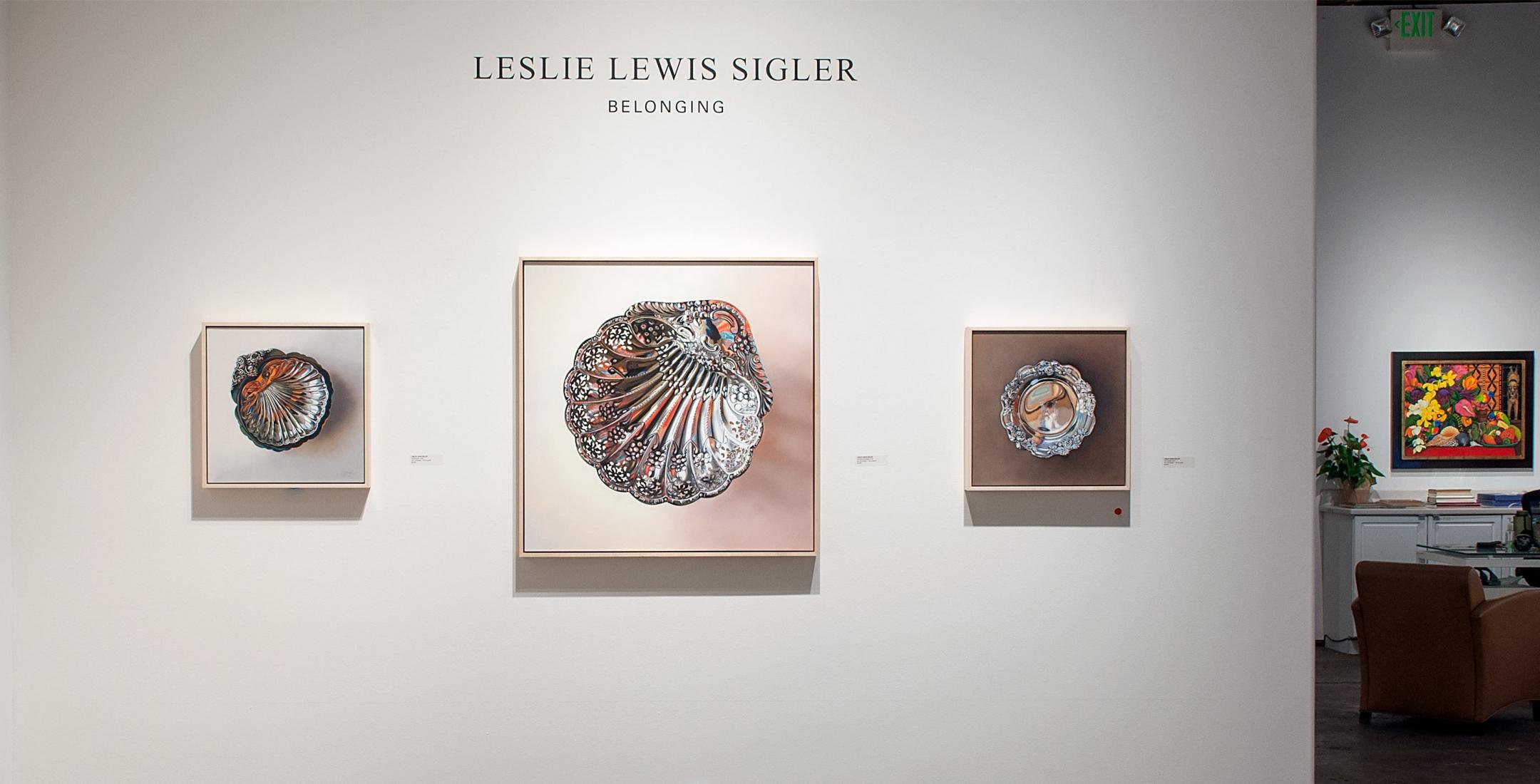 LESLIE LEWIS SIGLER: BELONGING INSTALLATION PHOTOGRAPH