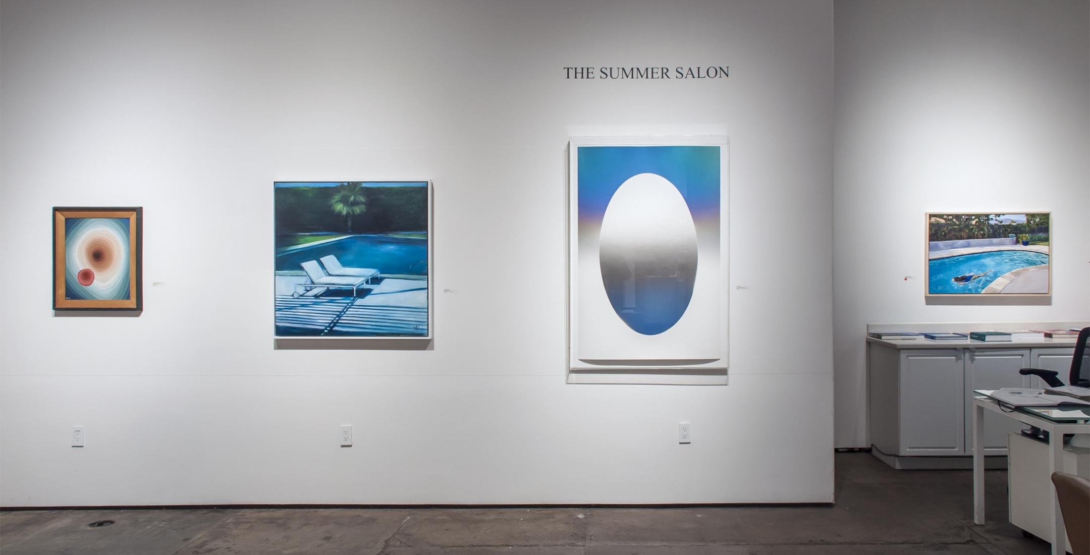 THE SUMMER SALON II, 2021