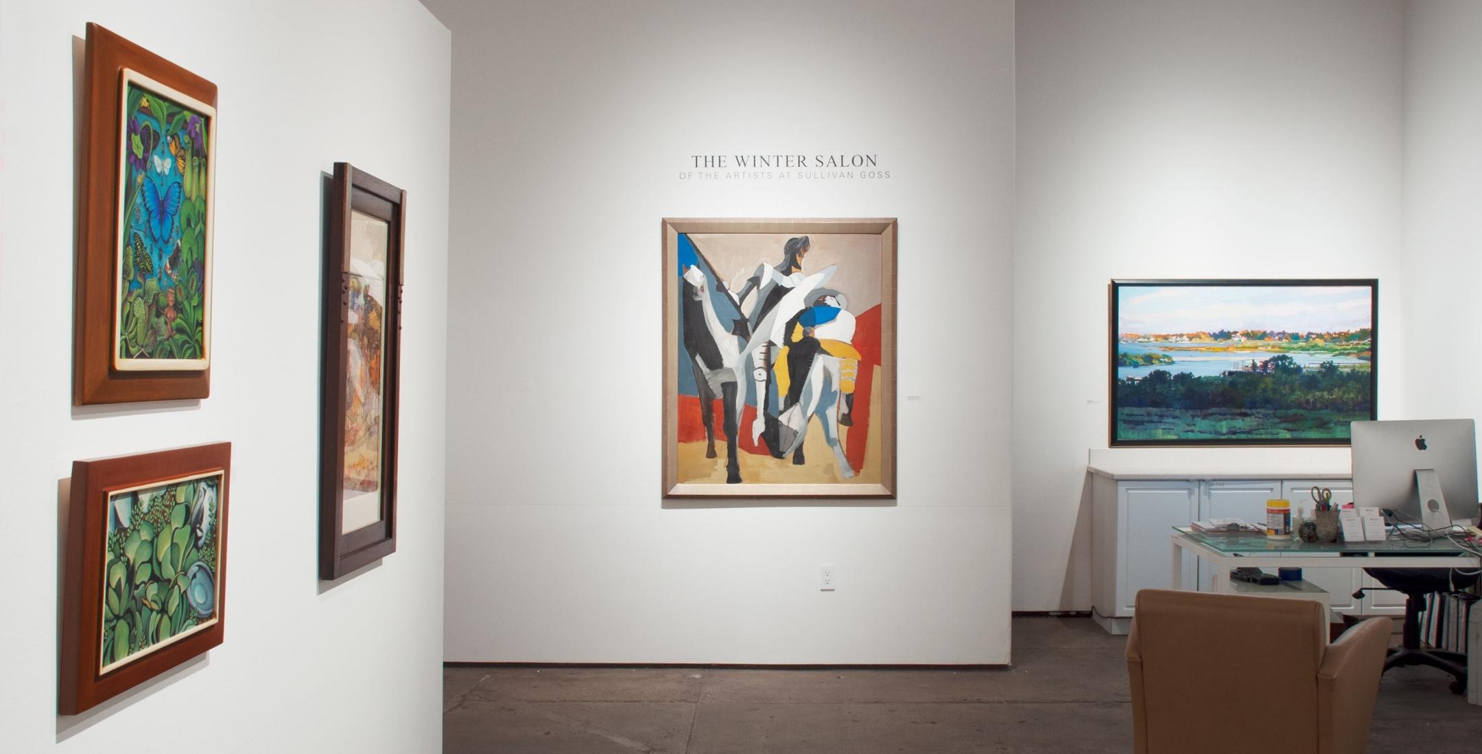 The Winter Salon, 2020