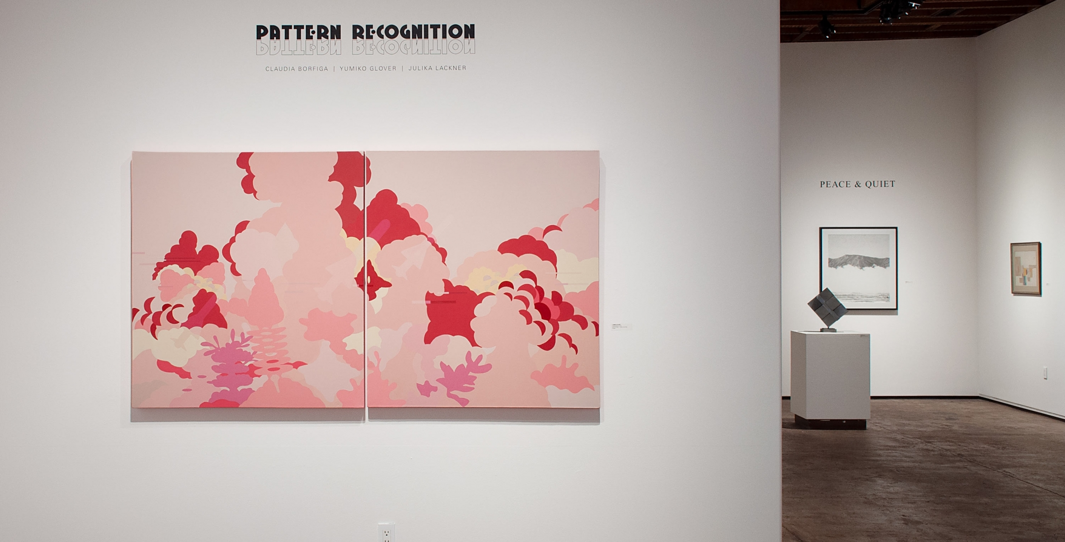 PATTERN RECOGNITION: Claudia Borfiga | Yumiko Glover | Julika Lackner