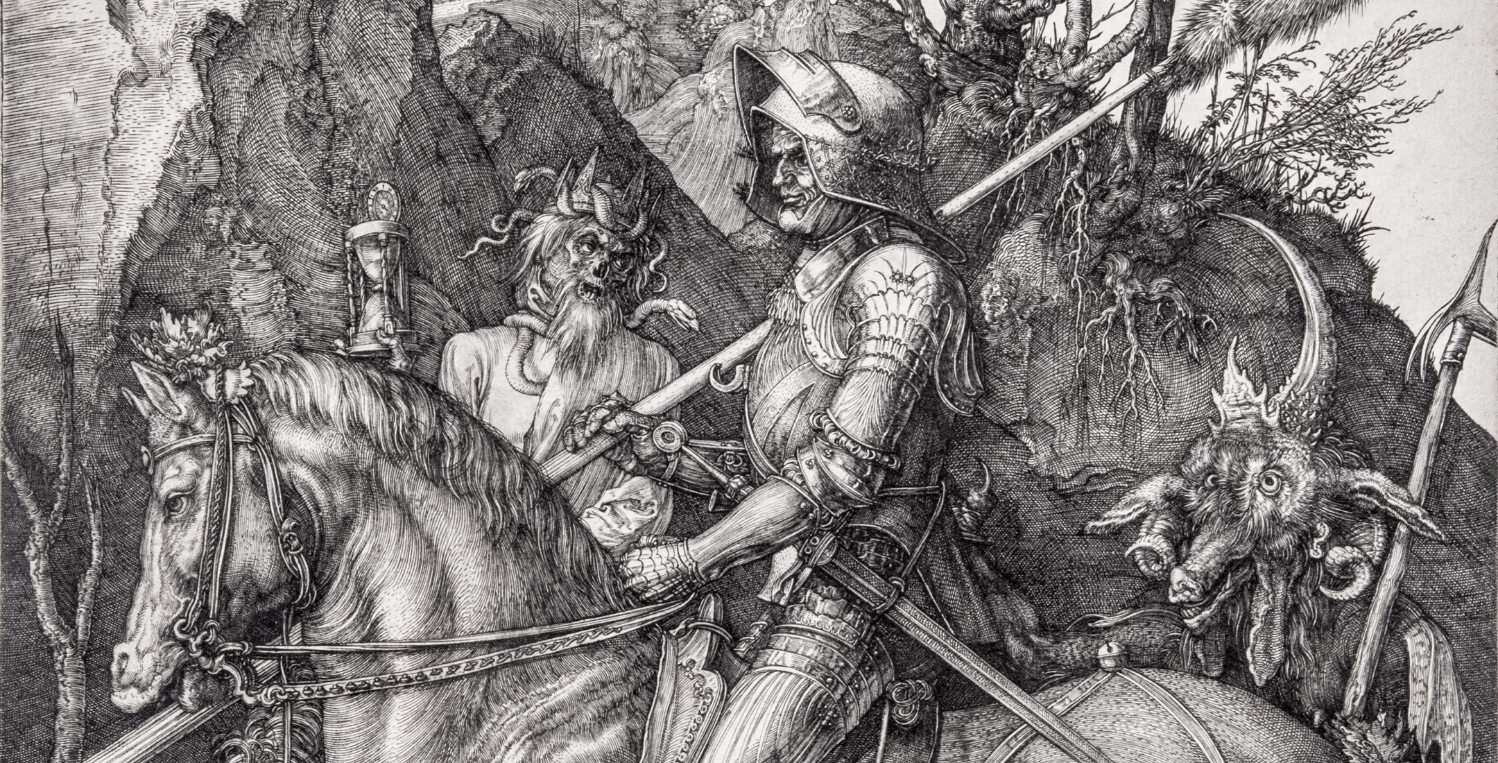 Dürer, Albrecht, Knight, Death, and the Devil