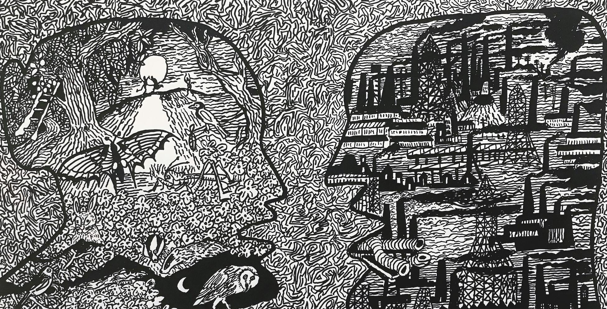 Derek Boshier: Two New Lithographs