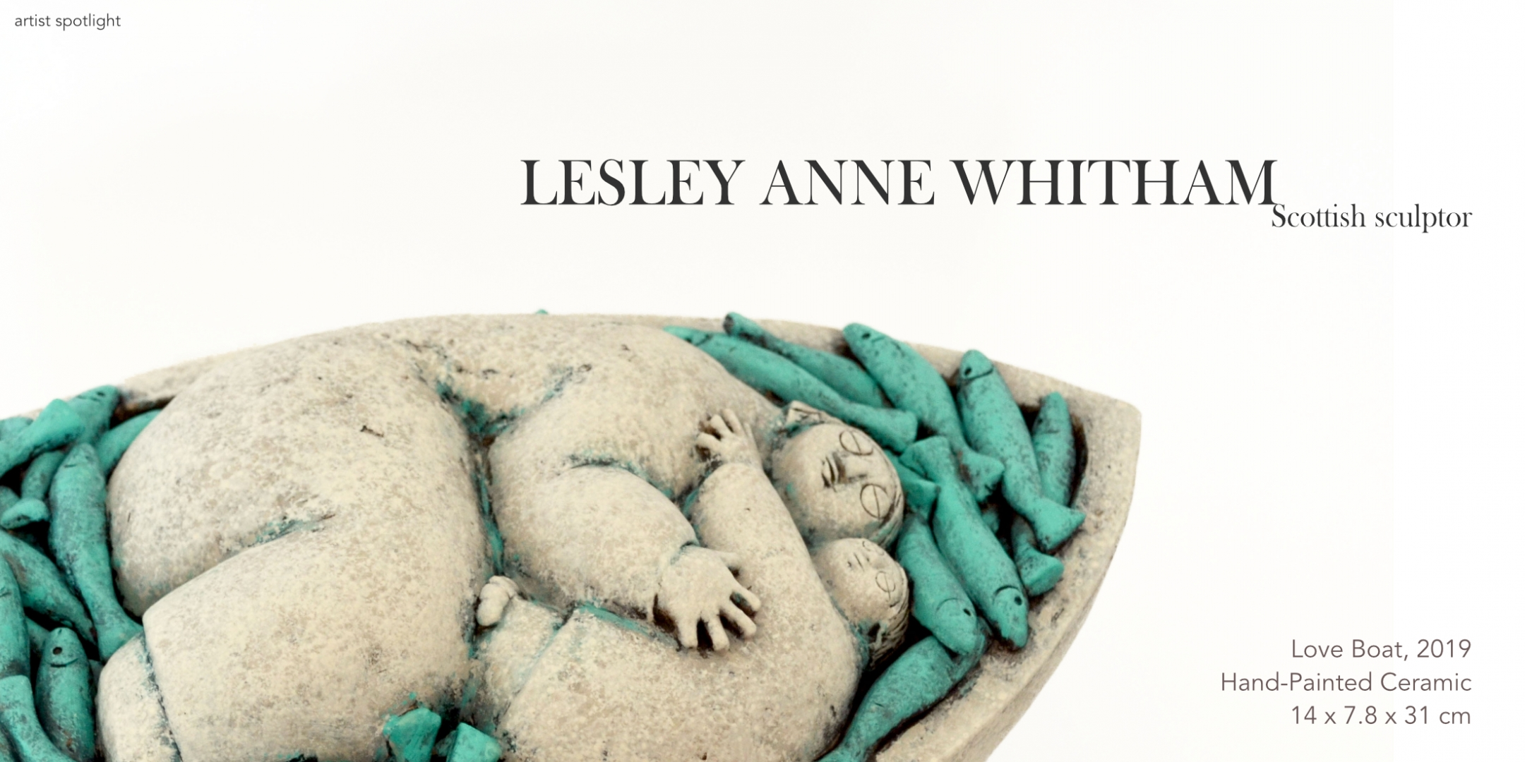 Featured artist: Lesley Anne Whitham