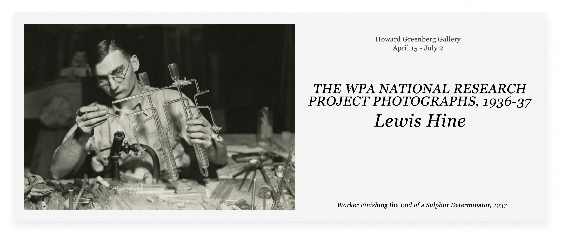 lewis hine, the wpa national research project photographs, 1936-37, april 15 - july 2, howard greenberg gallery, 2021