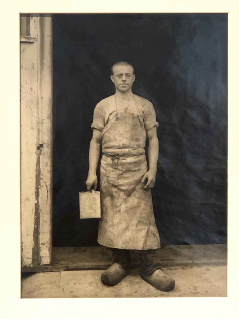 August Sander, (German 1876-1964)