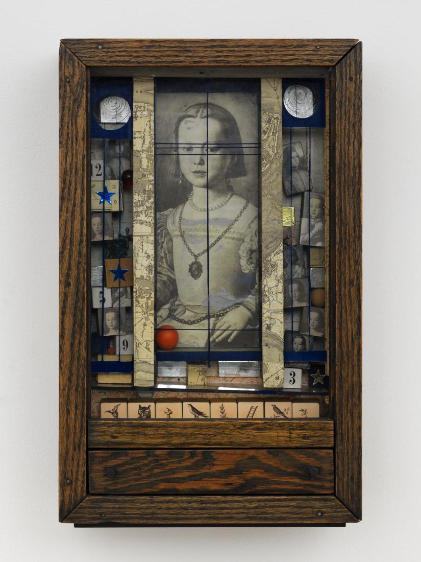 Souvenirs: Cornell Duchamp Johns Rauschenberg