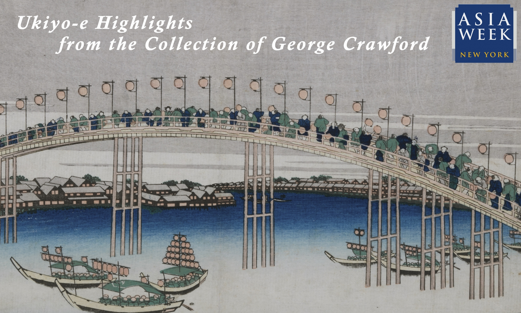 ASIA WEEK 2020 | Ukiyo-e Highlights from the Collection of George Crawford