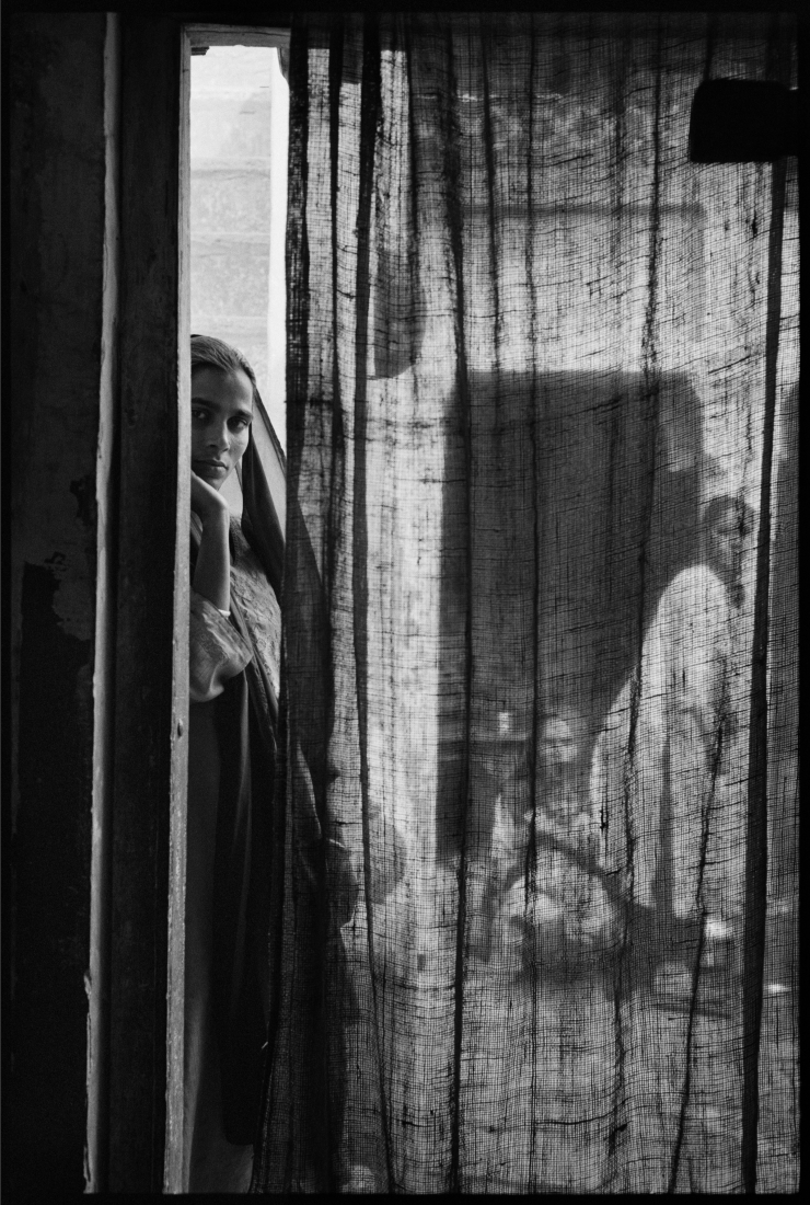 Mandy Vahabzadeh's photograph of Fatehpur, India 2003 at Anita Rogers Gallery
