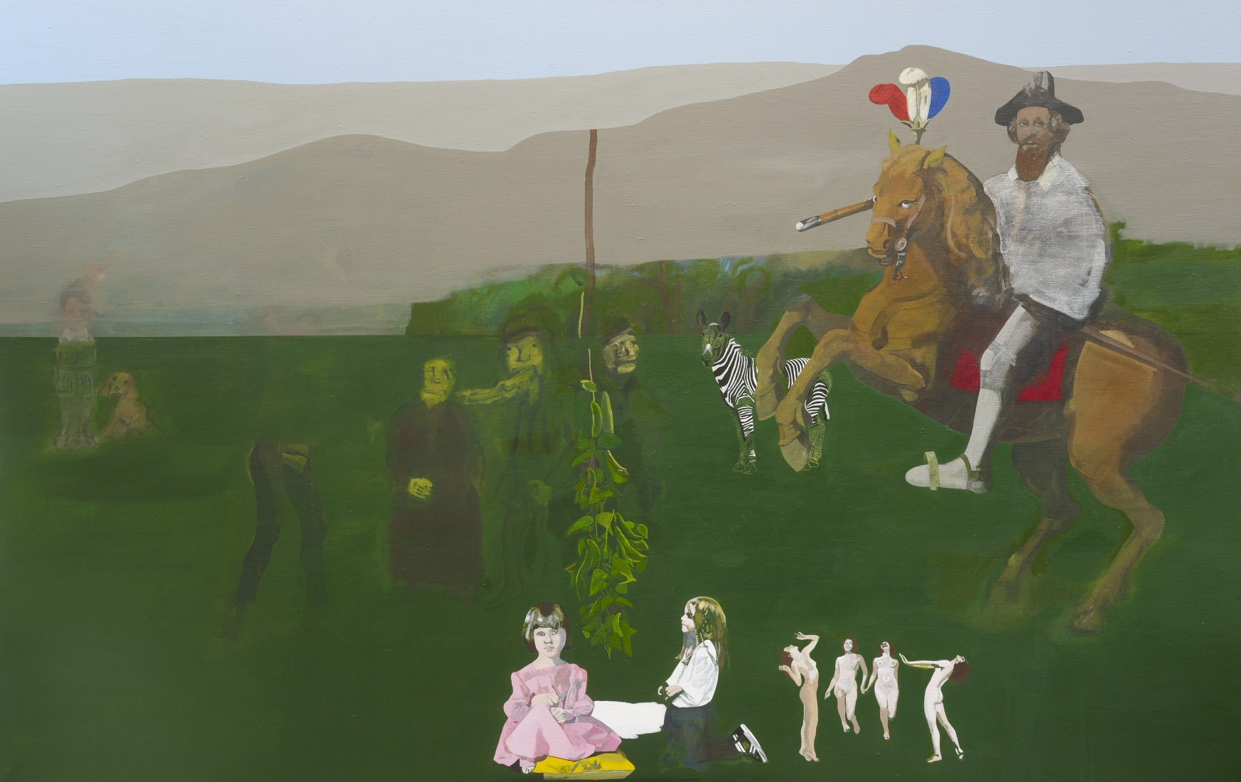 Peter Blake: The Artist's Studio