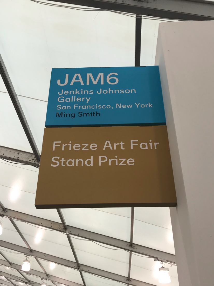 Jenkins Johnson Gallery Wins The Frieze Stand Prize