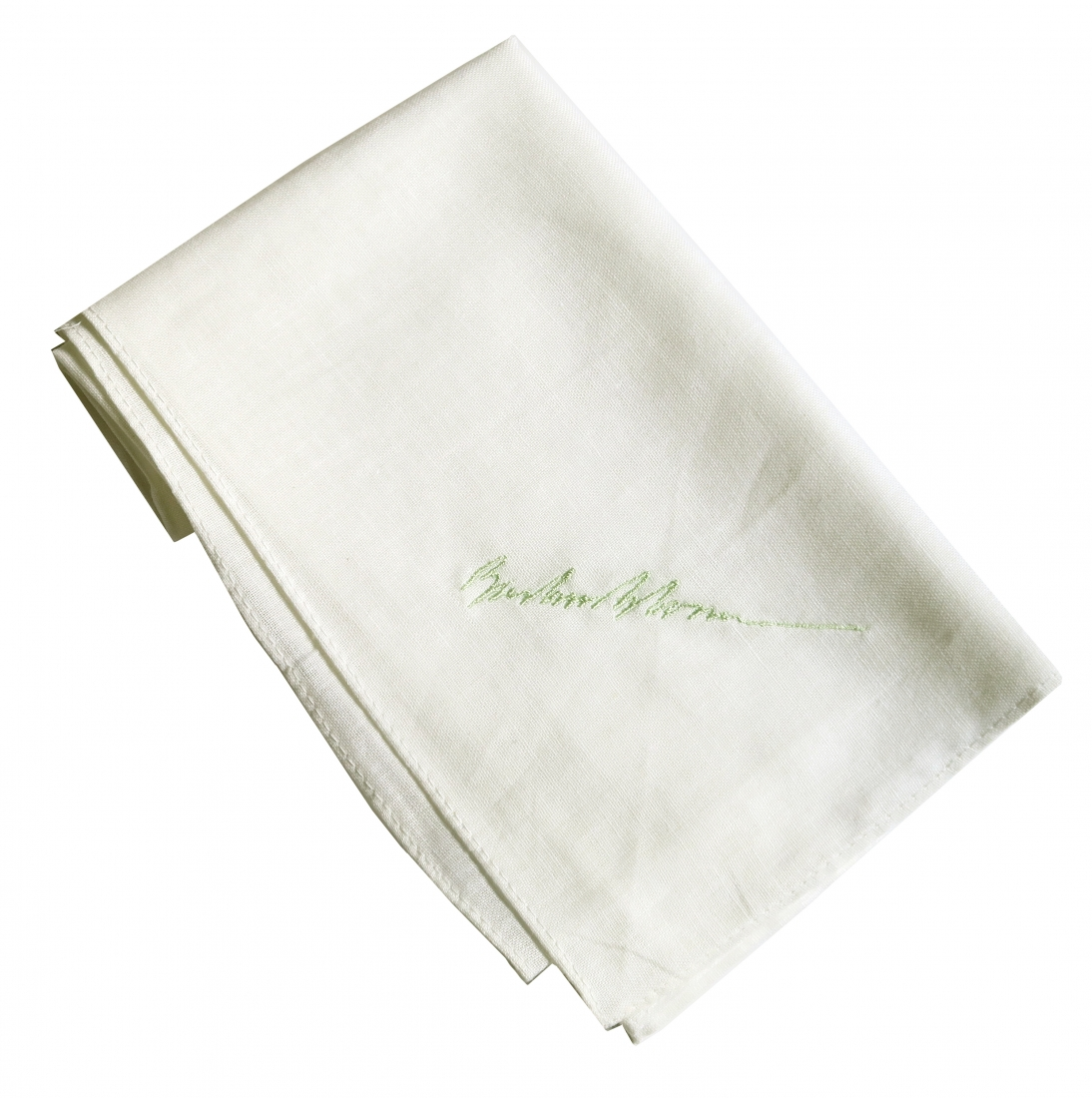 Barbara Bloom, The Reign of Narcissism- Signature Handkerchief