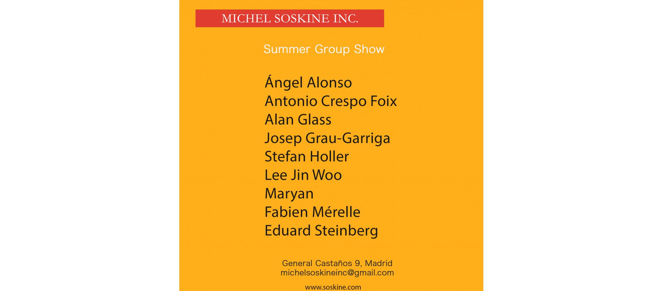 summer group show