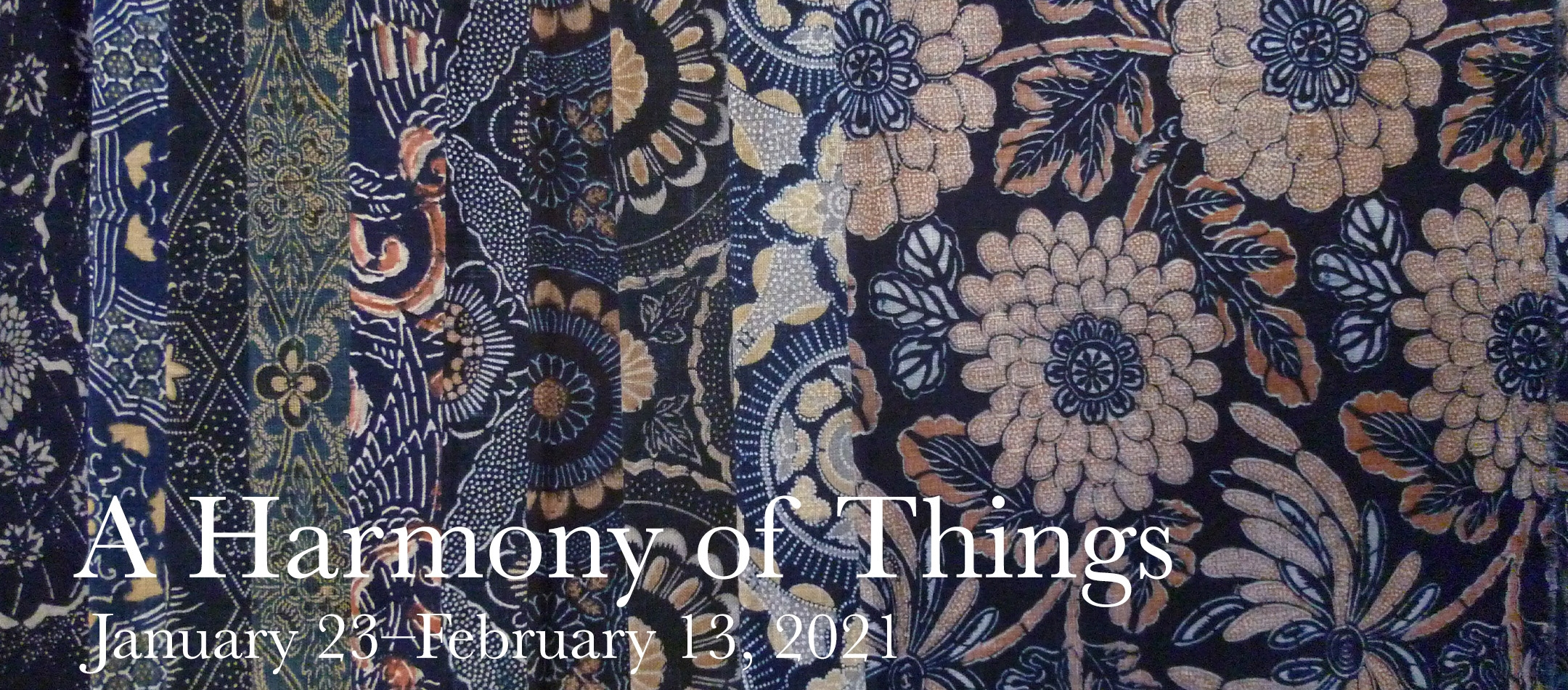 A Harmony of Things banner graphics