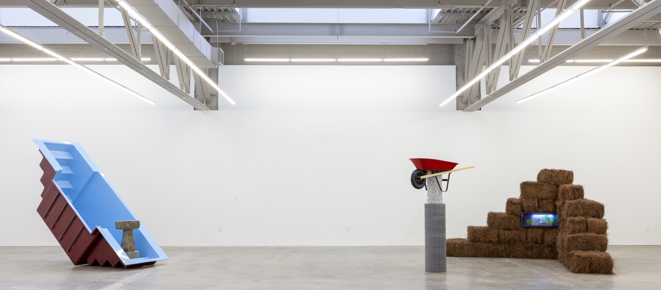 Charles Harlan at Atlanta Contemporary