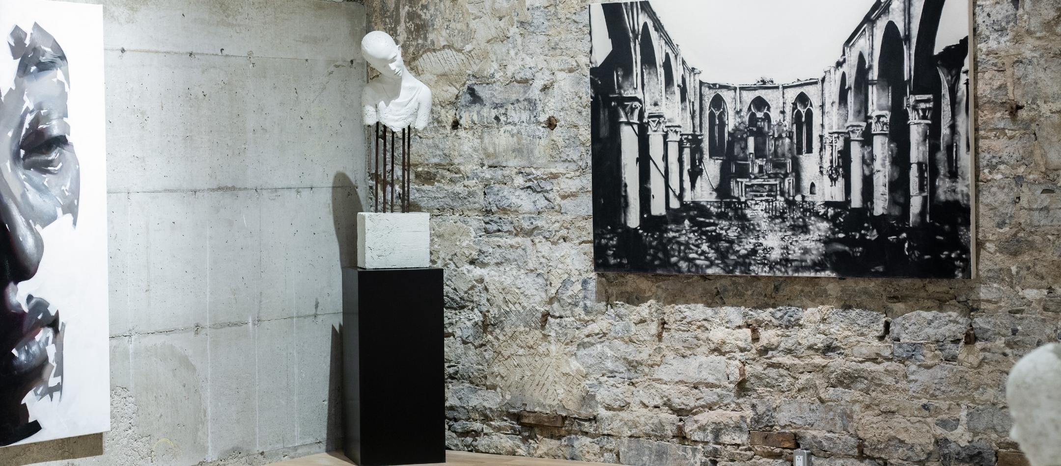 Monochrome | Group exhibition